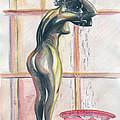 African Woman by Emmanuel Baliyanga