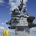 Air Department Sailors Test by Stocktrek Images