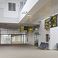 Airport Concourse by Jaak Nilson