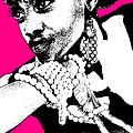 Aisha Pink by Naxart Studio