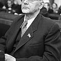 Aleksandr Arbuzov, Soviet Organic Chemist by Ria Novosti