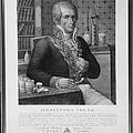Alessandro Volta, Italian Physicist by Omikron