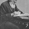 Alfred Russel Wallace by Science Source