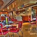 All American Diner 5 by Bob Christopher