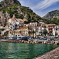 Amalfi by David Smith
