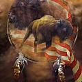 American Buffalo by Carol Cavalaris