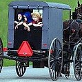Amish Country Tour Print by Randy Matthews
