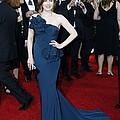 Amy Adams Wearing A Marchesa Gown by Everett