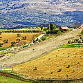 Andalusia Countryside Panorama by Artur Bogacki