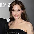 Angelina Jolie At Arrivals For Salt by Everett