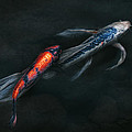 Animal - Fish - Beauty and Grace  Print by Mike Savad