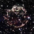 Animation Of A Supernova Explosion by Harvey Richer