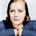 Anna Christie, Greta Garbo, Portrait by Everett