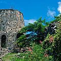 Annaberg Ruins by Kathy Yates