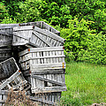 Apple Crates by JC Findley