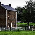 Appomattox County Jail by Teresa Mucha