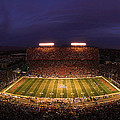 Arizona Stadium Under The Lights by J and L Photography