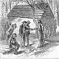 Arkansas: Hot Springs, 1878 by Granger