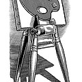 Artist's Easel, Artwork by Bill Sanderson