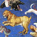 Artwork In Villa Farnese, Italy by Photo Researchers