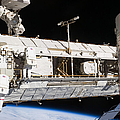 Astronauts Continue Maintenance by Stocktrek Images