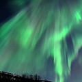 Aurora Borealis Corona by John Hemmingsen