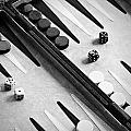 Backgammon by Joana Kruse