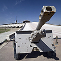 Baghdad, Iraq - An Iraqi Howitzer Sits by Terry Moore