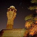 Baghdad Night Sky Print by Rick Frost