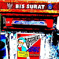 Bali Graffitied Funky Postbox by Funkpix Photo Hunter