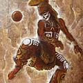 BALL GAME Print by JOSE ESPINOZA