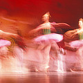 Ballet Dancers by John Wong