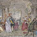 Ballroom, 1760 by Granger