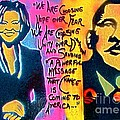 Barack And Michelle by Tony B Conscious