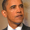 Barack Obama by Nop Briex