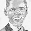 Barack Obama by Tibi K