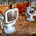 Barber - The Barber Shop 2 by Paul Ward