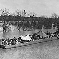 Barge Loaded With Poor African American by Everett