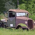 Barn Fresh Pickup by Steve McKinzie
