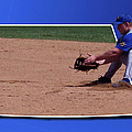Baseball Hot Grounder by Thomas Woolworth