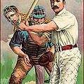 Baseball Player, C1895 by Granger