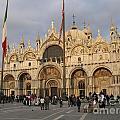 Basilica San Marco by Bernard Jaubert