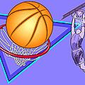 Basketball by Erasmo Hernandez