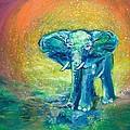 Bathe Me In Thy Light by Ashleigh Dyan Bayer