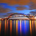 Bayonne Bridge by Paul Ward