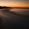 Beach At Sunset by Roberto Westbrook