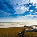 Beach by Nawarat Namphon