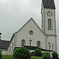 Beautiful Church In The Swiss City Of Lucerne by Ashish Agarwal