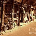 Beijing City 8 Print by Xueling Zou