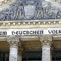 Berliner Reichstag by Shyish!